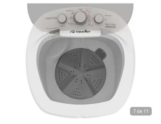 Lavadora semiautomática 16kg - Foto 3