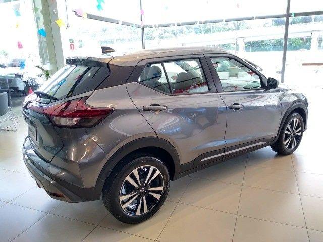Nissan Kicks Advance CVT 2021/ 2022 - Foto 3