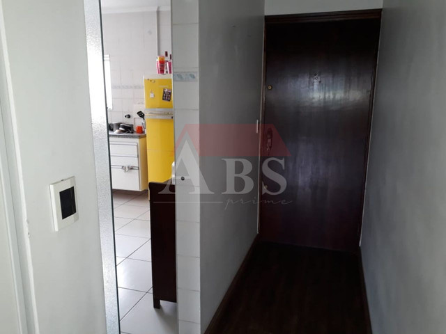 Apartamento amplo 2 dorms. no Campo Grande em Santos garagem demarcada, elevador, salão de - Foto 12