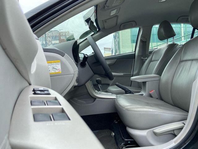 Corolla GLI 1.8 Flex 16V Aut 2011 BLINDADO - Foto 10