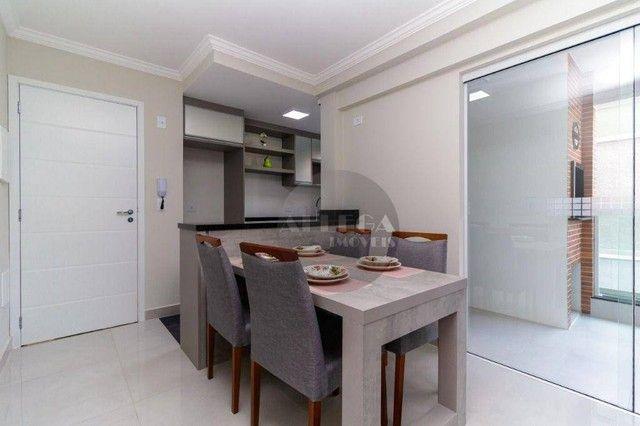 Apartamento Garden com 2 dormitórios à venda, 59 m² por R$ 427.000,00 - Fanny - Curitiba/P - Foto 5
