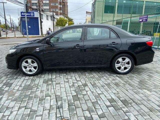 Corolla GLI 1.8 Flex 16V Aut 2011 BLINDADO - Foto 4