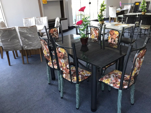 Mesa Isabela 6 Cadeiras 140x75 Florida - Foto 4