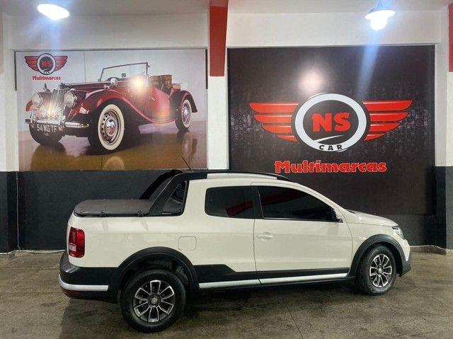 VW/SAVEIRO CROSS 1.6  CABINE DUPLA - 2019 - 15 Mil de entrada  - Foto 9