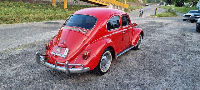 VW fusca 1.300 ano 1970 uma Relíquia   - Foto 7