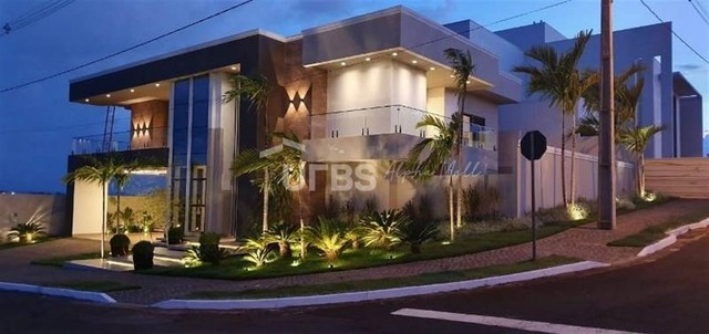 Casa de condomínio à venda com 4 dormitórios em Setor central, Jataí/go cod:RTR40711 - Foto 2