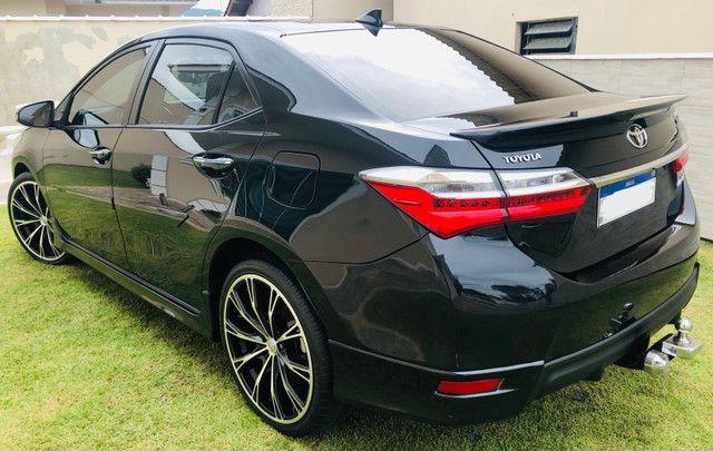 Corolla XRS 2018 com rodas 20 - Foto 4