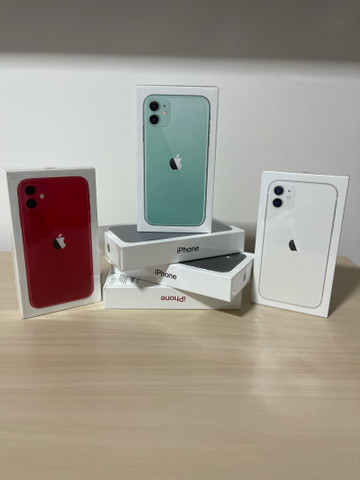 iPhone 11 64gb Anatel lacrado com nota  - Foto 5