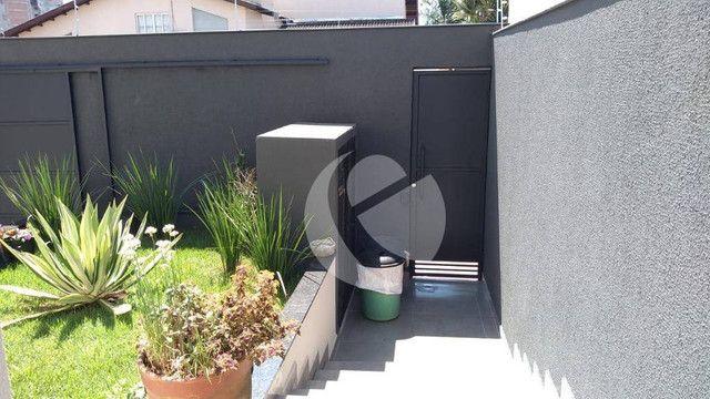 Sobrado com 4 dormitórios para alugar, 255 m² - Jardim São Jorge - Londrina/PR - Foto 3