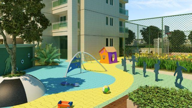 Apartamento 152,02m² Living Garden Residencial Guararapes - Foto 12