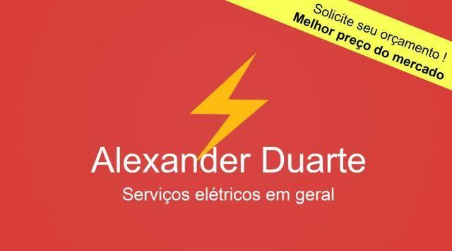 Eletricista ( Melhor preço do mercado )