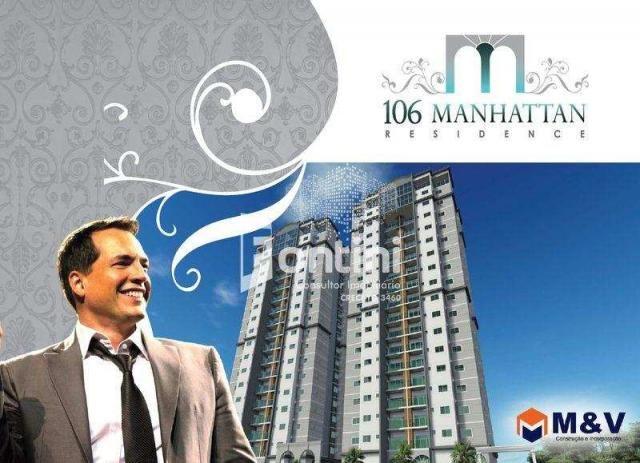 Apartamento com 3 suites. Centro. R$ 420 mil. Palmas-TO....