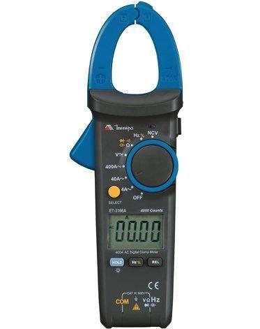 Alicate Amperímetro Minipa ET-3166A