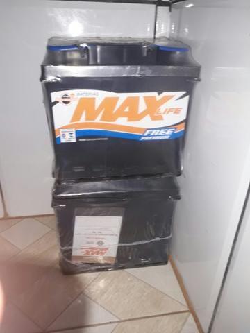 Vendo Bateria de Carro zerada 50Ap