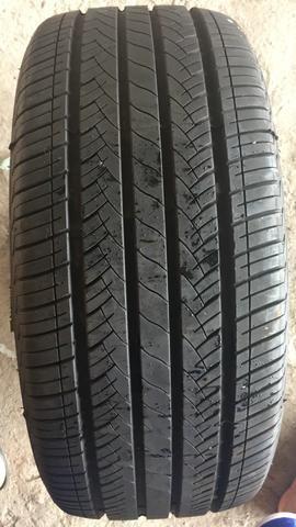 Vendo ou troco pneu