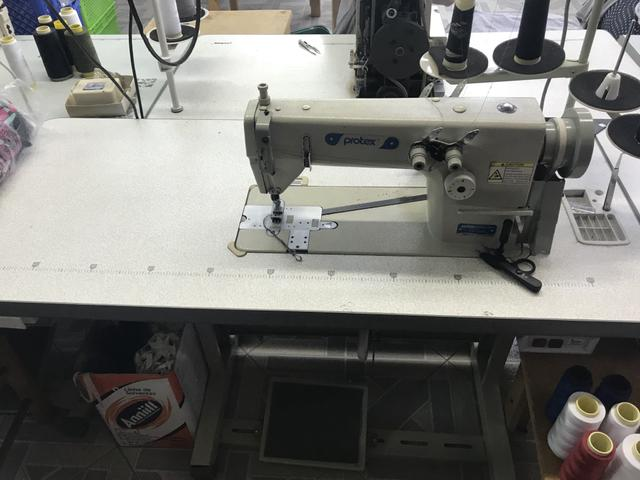 Vendo máquina costura