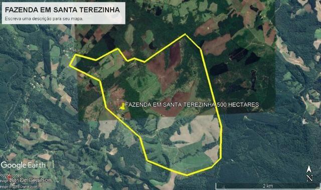 Fazenda para Plantio e Pastagem em Santa Terezinha