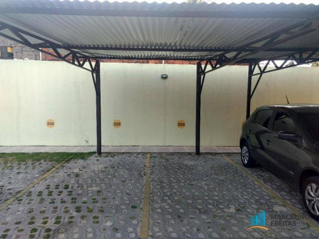 Apartamento 02 quartos sendo 01 suíte + wc. social, R$ 139mil. Mondubim, Fortaleza-Ce. - Foto 6