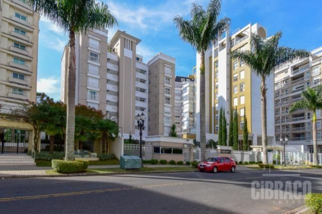 Apartamento à venda com 3 dormitórios em Hugo lange, Curitiba cod: *