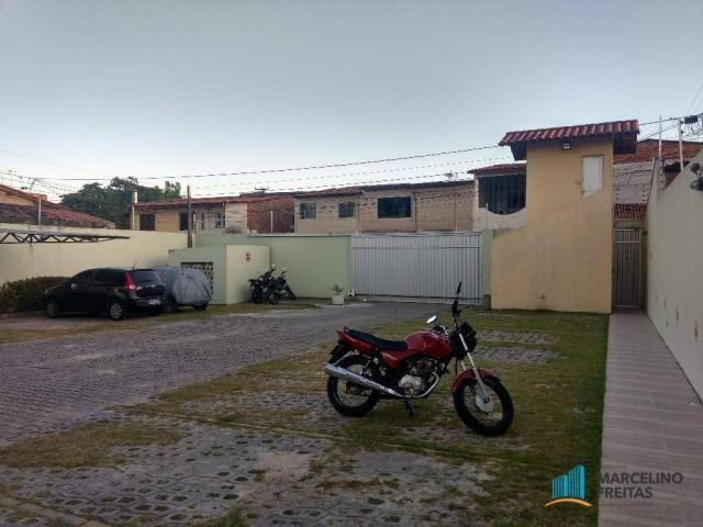 Apartamento 02 quartos sendo 01 suíte + wc. social, R$ 139mil. Mondubim, Fortaleza-Ce. - Foto 2