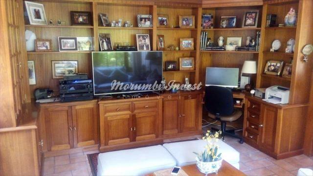 Casa à venda com 4 dormitórios em Campo belo, São paulo cod:156607 - Foto 8