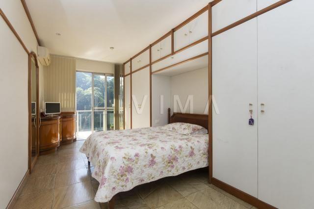 Apartamento para alugar com 4 dormitórios em Cosme velho, Rio de janeiro cod:LIV-3242 - Foto 9