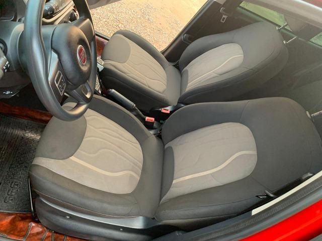Lindo Fiat Novo Uno Way E 1.0 Flex 2017-2017, completo - Foto 14