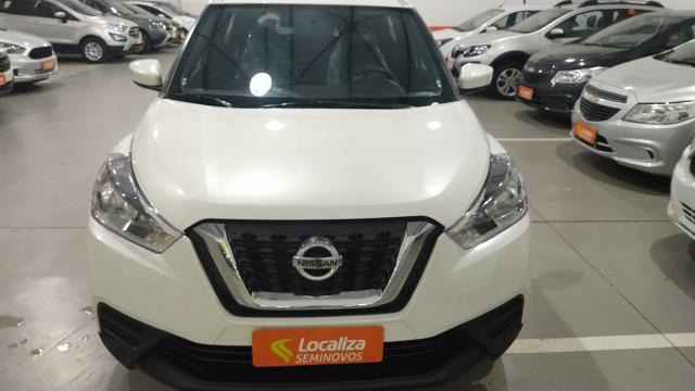 NISSAN KICKS 2018/2018 1.6 16V FLEX S 4P XTRONIC