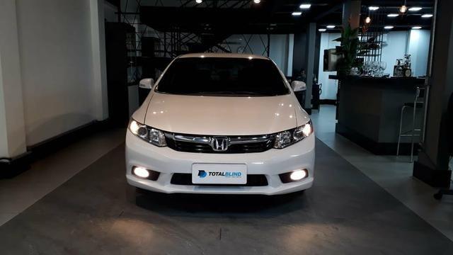 Honda Civic blindado LXR 2.0 13/14 - Foto 4