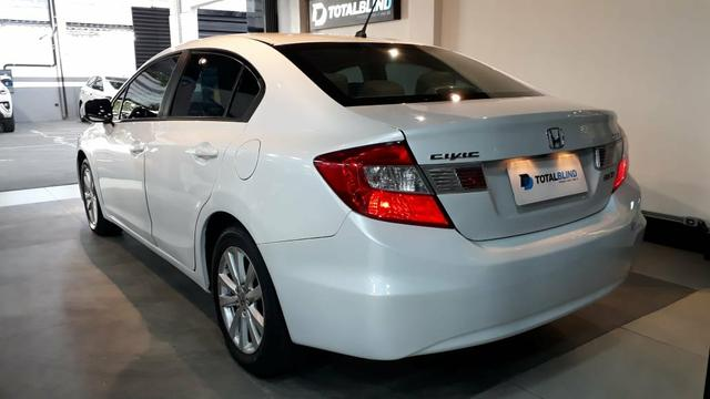 Honda Civic blindado LXR 2.0 13/14 - Foto 2