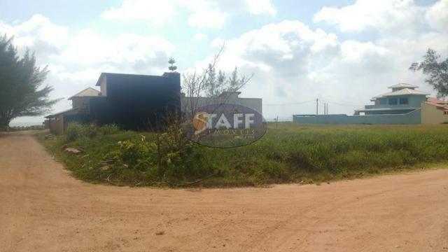 KE-(CÓD: TE0130) Lotes de 360 m² e 384m² dentro do condomínio em Unamar-Cabo Frio - Foto 3