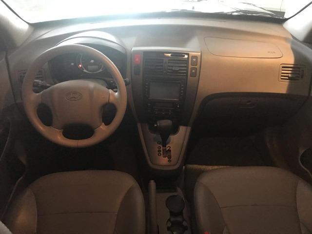 Hyundai tucson gls 2.0 flex automática 4 portas baixo km - Foto 8