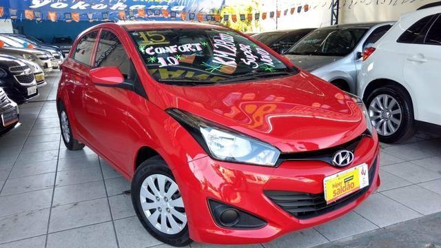 Hyundai HB20 Comfort 1.0 2015 SEM ENTRADA