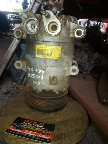 Compressor ar new fiesta
