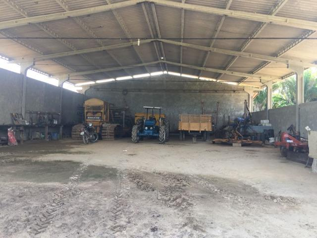 Fazenda Plana em Itapoá com Valor de Ocasião, Aceita parte em Permuta - Foto 4