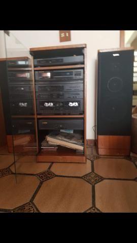 Aparelho de som Gradiente anos 80 - Foto 3