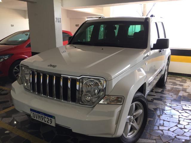 Jeep Cherokee Limited 4x4 2012