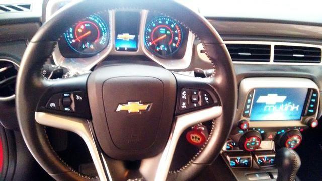 """Chevrolet Camaro 2014 - 18.050 km """"Novissímo"""" - Foto 10"""