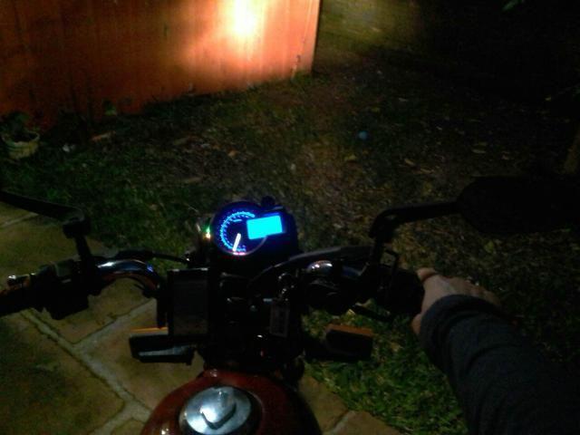 Troco painel digital por celular em bom estado - Foto 4