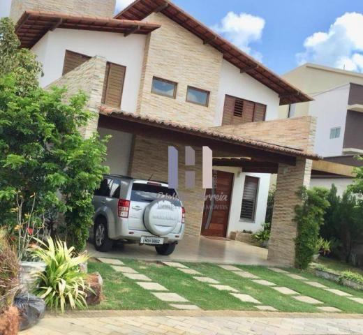 Casa duplex com 3 dormitórios à venda, 228 m² por r$ 590.000 - parque das nações - parnami - Foto 2