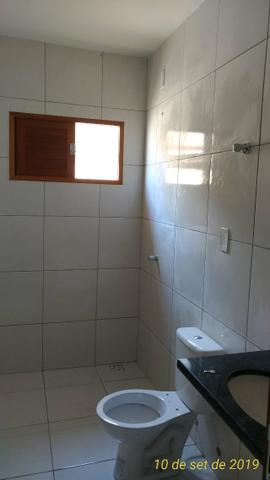 Linda casa no Flores do Campo II com 78m2. Documentação grátis. Apenas R$ 139.000,00 - Foto 8