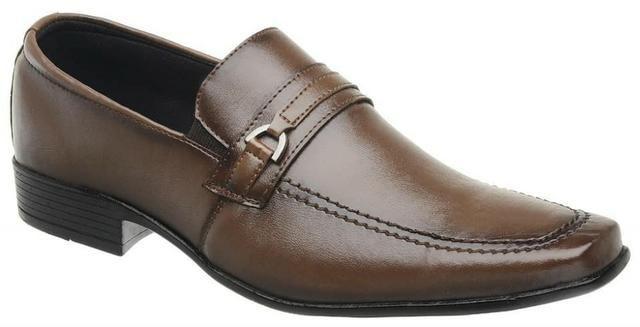 Promoção Relâmpago * Sapato Social Masculino - Confortável