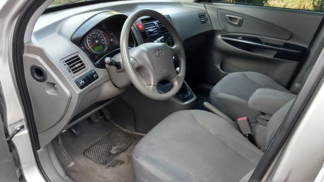 Vendo Hyundai Tucson manual com GNV - Foto 5