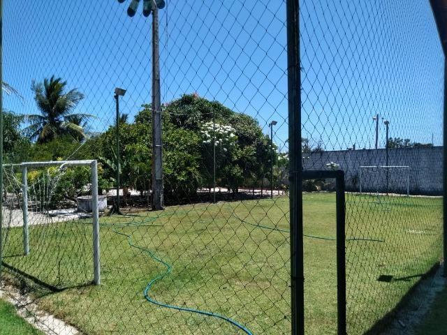 Espetacular casa com piscina e campo de futebol próximo as praias - Foto 8