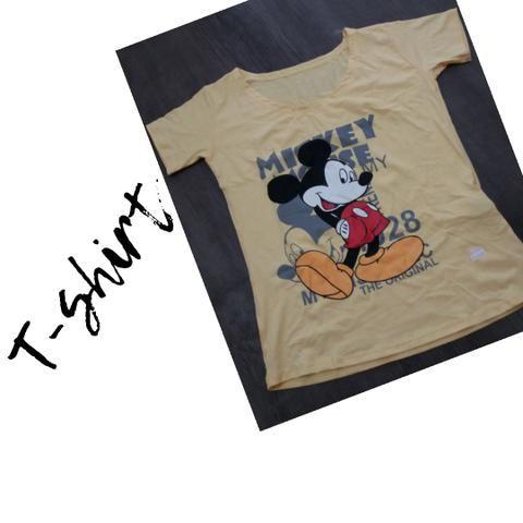 T-shirts femininas - Foto 4