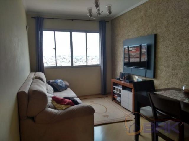Apartamento à venda com 2 dormitórios em Jardim três marias, São paulo cod:2684