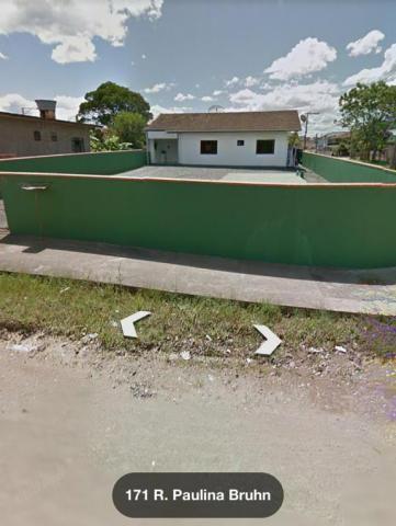 Casa à venda com 3 dormitórios em Paranaguamirim, Joinville cod:V01228