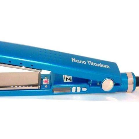 34a589455 Chapinha Nano Titanium Original Azul ou Rosa Promoção - Beleza e ...