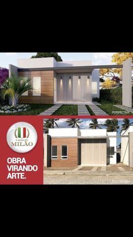 Ultimas unidade Casas de Milão 3-quartos c/Suíte;100%laje, Aceita FGTS, no bairro SIM - Foto 7
