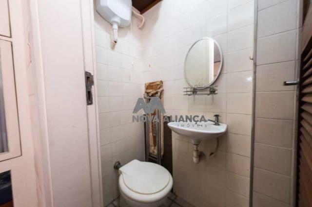 Apartamento à venda com 1 dormitórios em Tijuca, Rio de janeiro cod:NTAP10170 - Foto 20